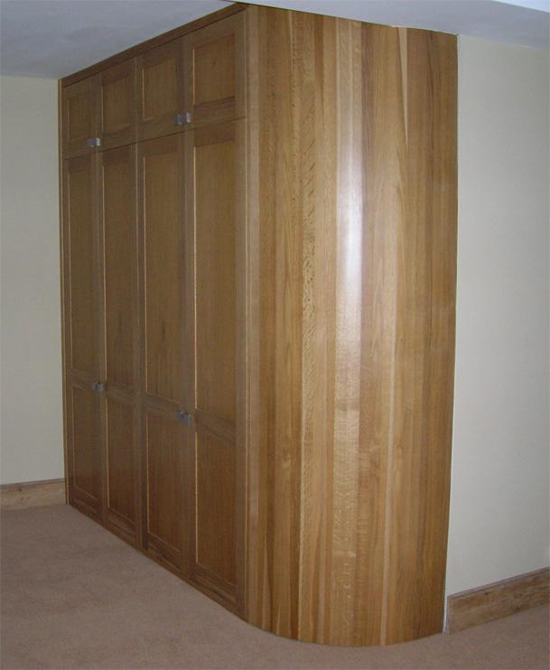 Bedroom wooden almirah designs