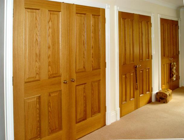 Oak Wardrobe Philip J Beards