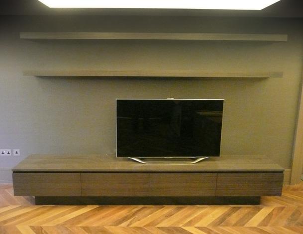 TV And Media Cabinet; TV And Media Cabinet