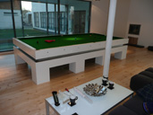 Bespoke Custom Snooker Table