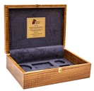 Teak Tobacco Box